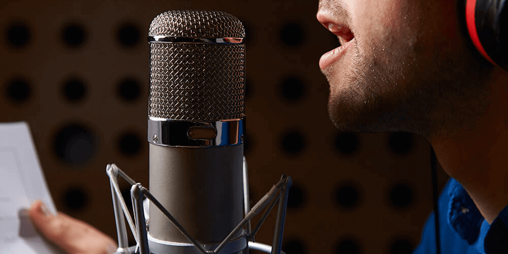 What is Voice Over Narration